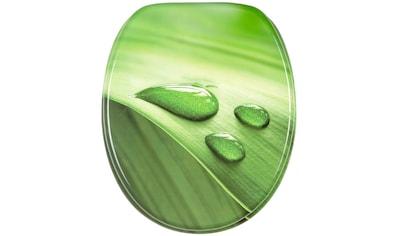 Sanilo WC-Sitz »Green Leaf«, mit Absenkautomatik kaufen