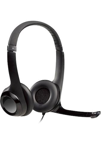 Logitech PC-Headset »H390 USB Headset« kaufen