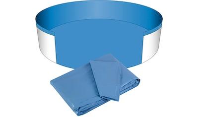 CLEAR POOL Pool - Innenhülle für Rundbecken, 0,6 mm Stärke, in versch. Größen kaufen