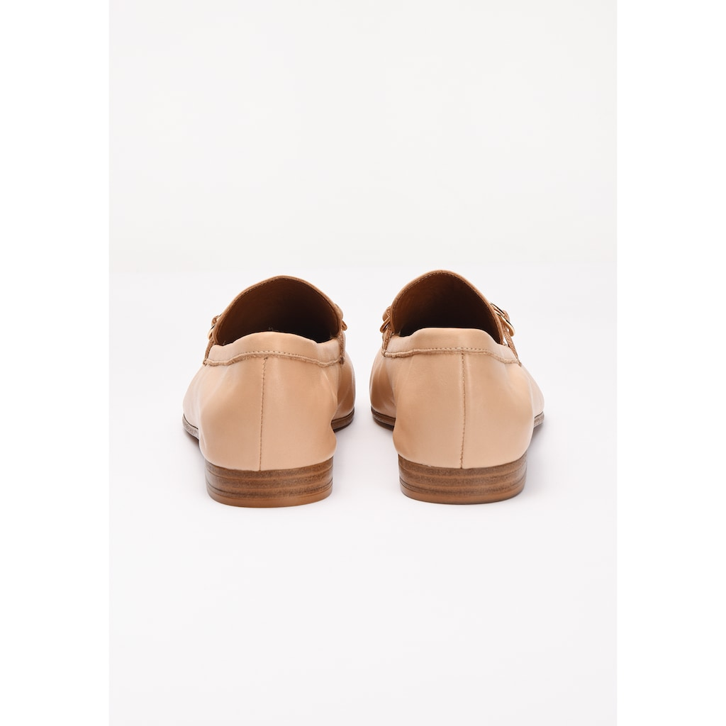 INUOVO Slipper »Leder«