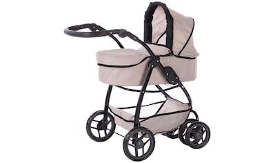 """Knorrtoys® Puppenwagen """"Coco  -  Beige"""" kaufen"""