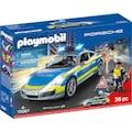 Playmobil® Konstruktions-Spielset »Porsche 911 Carrera 4S Polizei (70067), City Action«, Made in Germany