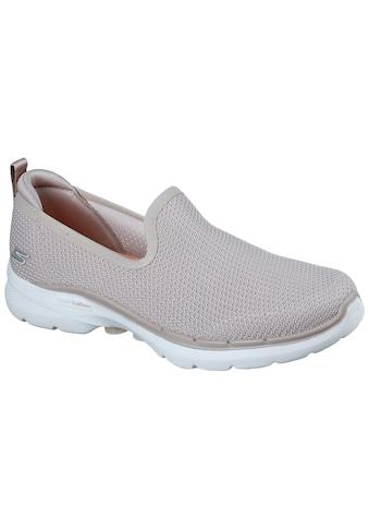 Skechers Slipper »GO WALK 6-CLEAR VIRTUE«, mit Comfort Pillar-Technologie kaufen