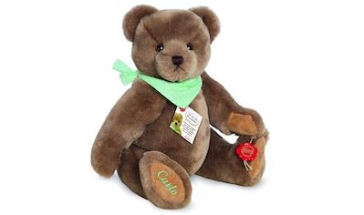 Teddy Hermann® Kuscheltier »Carlo, 30 cm«, mit grünem Halstuch und individueller Bestickung, Made in Germany kaufen