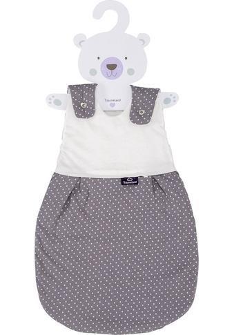 Träumeland Babyschlafsack »Außenschlafsack Pünktchen grau«, (1 tlg.) kaufen