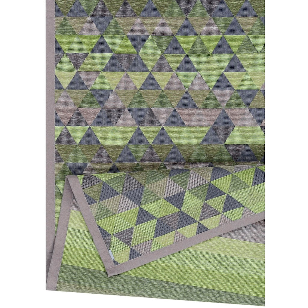 Teppich, »Eltje«, andas, rechteckig, Höhe 7 mm, maschinell gewebt