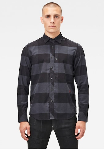 G-Star RAW Karohemd »Stalt regular shirt l\s« kaufen