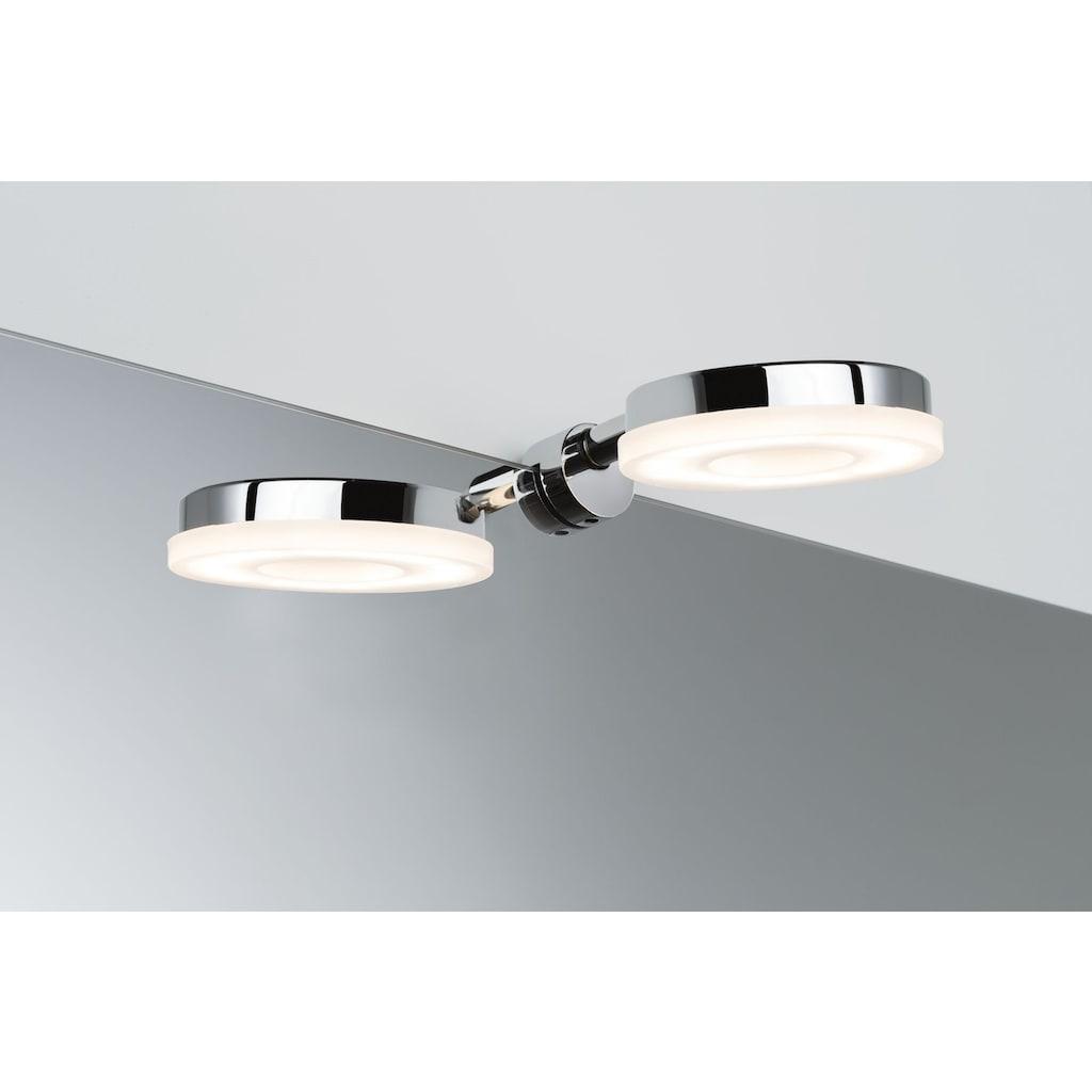 Paulmann Spiegelleuchte »LED Becrux 4W Chrom«, 1 St., Warmweiß