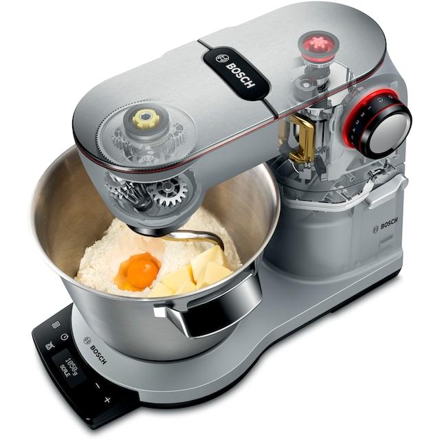 BOSCH Küchenmaschine OptiMUM MUM9AX5S00, 1500 Watt, Schüssel 5,5 Liter