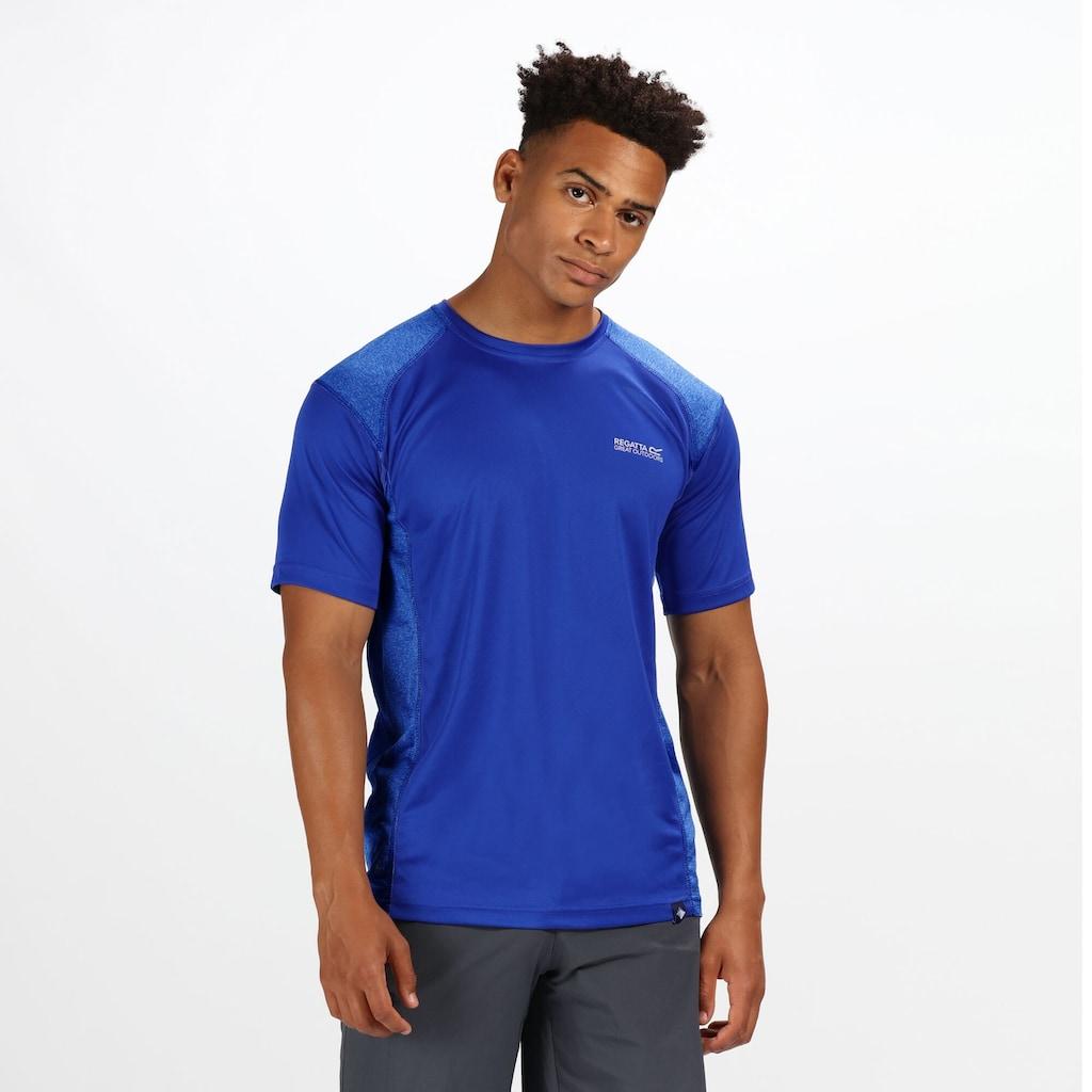 Regatta T-Shirt »Herren Hyper-Reflective II schnelltrocknend«