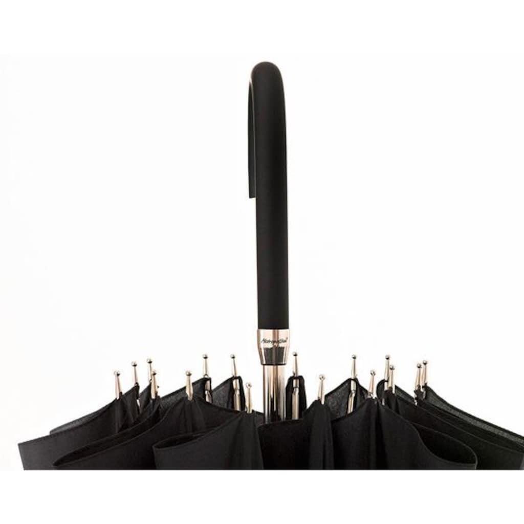Euroschirm Stockregenschirm »Metropolitan®, schwarz«