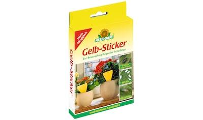 NEUDORFF Klebefalle »Gelb  -  Sticker«, 10 Stk. kaufen
