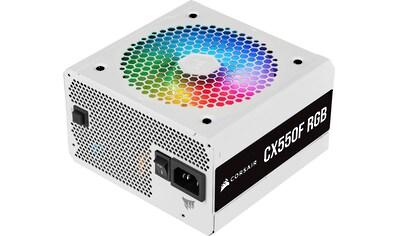 Corsair PC-Netzteil »CX Series CX550F RGB« kaufen