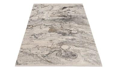 OCI DIE TEPPICHMARKE Teppich »You«, rechteckig, 8 mm Höhe, Glanz Viskose, mit Fransen, Wohnzimmer kaufen