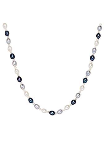 Valero Pearls Perlenkette »A1018«, (1 tlg.), aus Süßwasser-Zuchtperlen kaufen