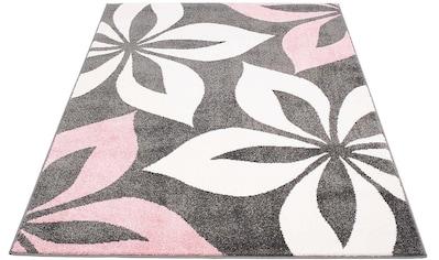 Teppich, »Moda Soft«, Carpet City, rechteckig, Höhe 11 mm, maschinell gewebt kaufen