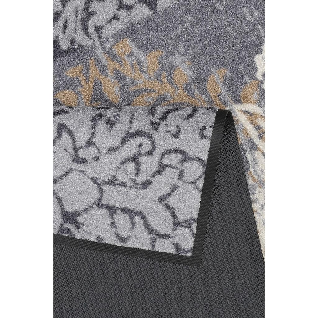 wash+dry by Kleen-Tex Läufer »Armonia«, rechteckig, 7 mm Höhe, Schmutzfangläufer, In- und Outdoor geeignet, waschbar