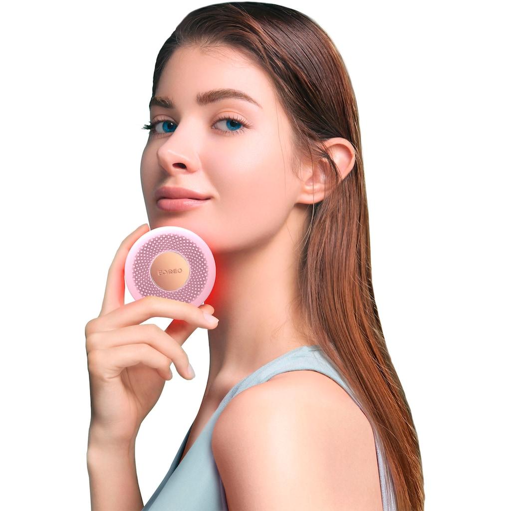 FOREO Elektrische Gesichtsreinigungsbürste »UFO mini 2«, für alle Hauttypen