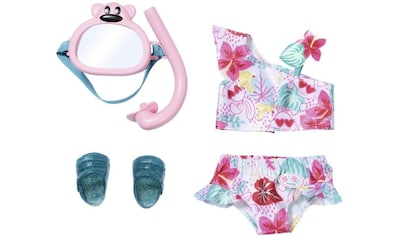 Baby Born Puppenkleidung »Holiday Deluxe Bikini Set«, (Set) kaufen