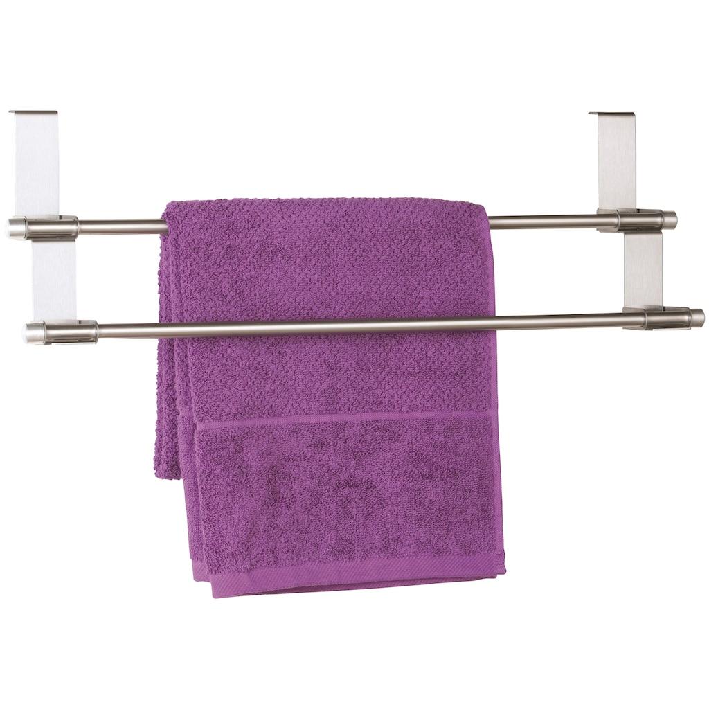 Zeller Present Handtuchhalter, Passt an alle handelsüblichen Innentüren