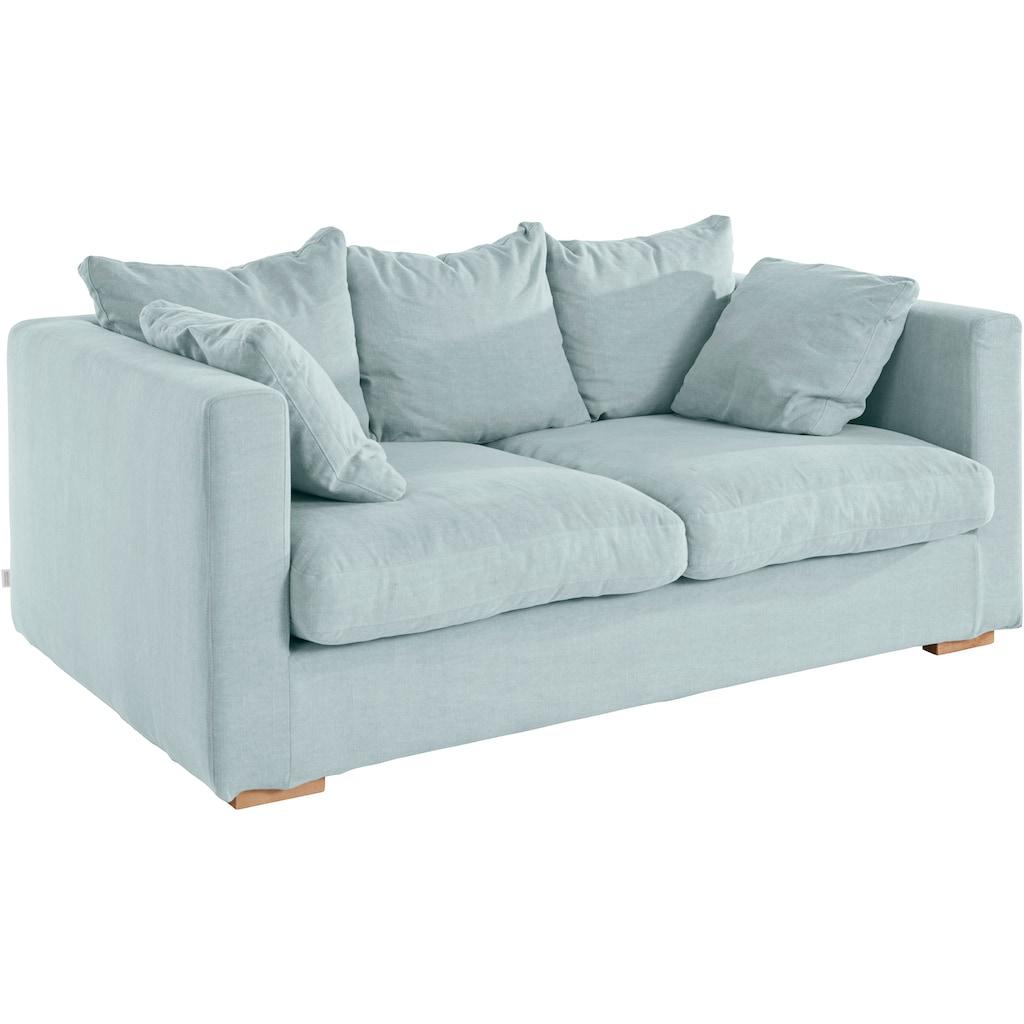 Guido Maria Kretschmer Home&Living 2-Sitzer »Pantin«, extra weich und kuschelig, Füllung mit Federn und Daunen