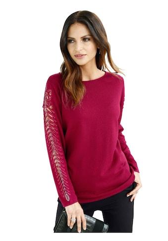 Alessa W. Rundhalspullover »Pullover« kaufen