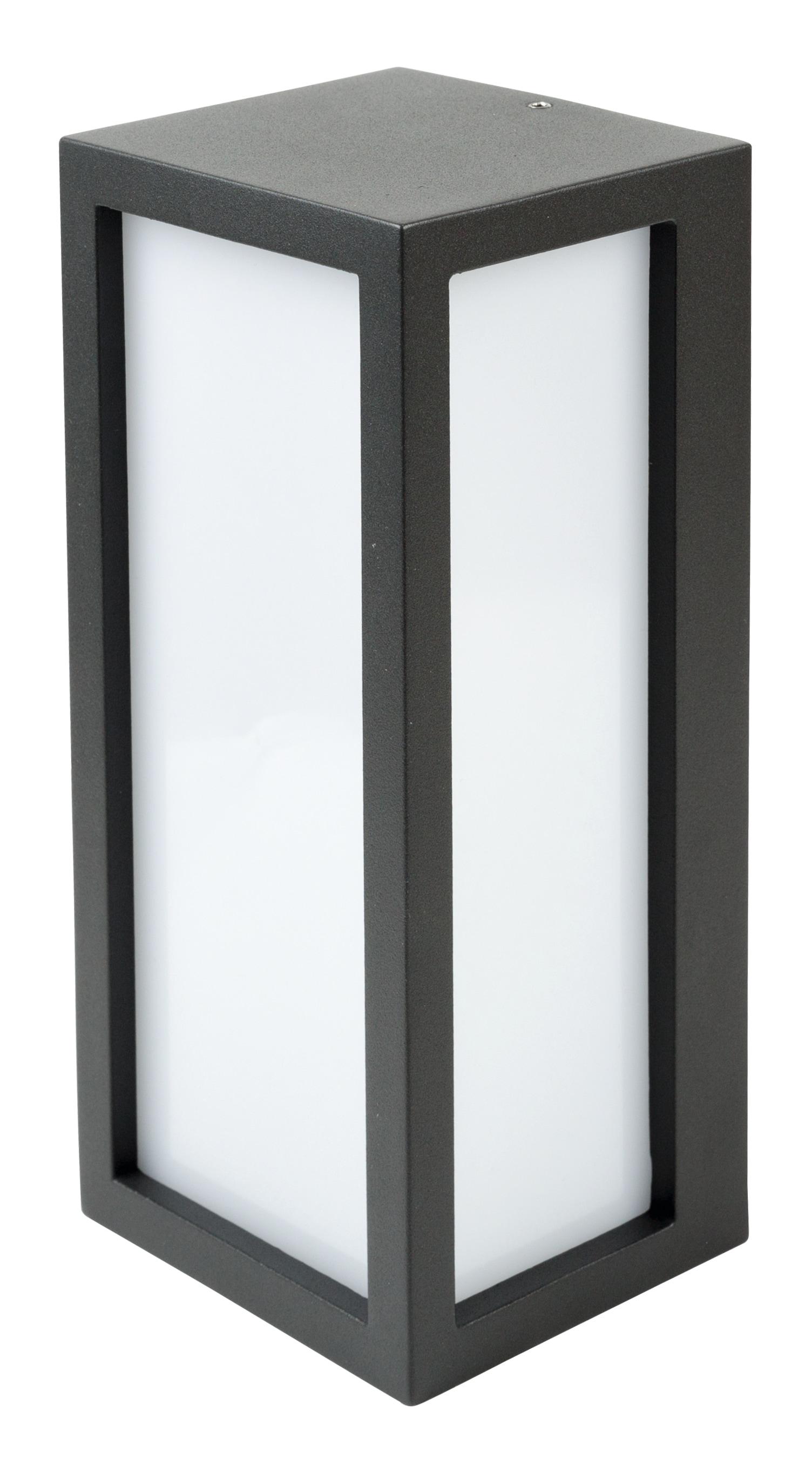 HEITRONIC LED Wandleuchte Keanu, LED-Modul, 1 St., Warmweiß, Große Lichtaustrittsflächen; helles Licht mit 660 lm Lichtstrom