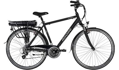 Adore E - Bike »Marseille«, 24 Gang Shimano Altus Schaltwerk, Kettenschaltung, Heckmotor 250 W kaufen
