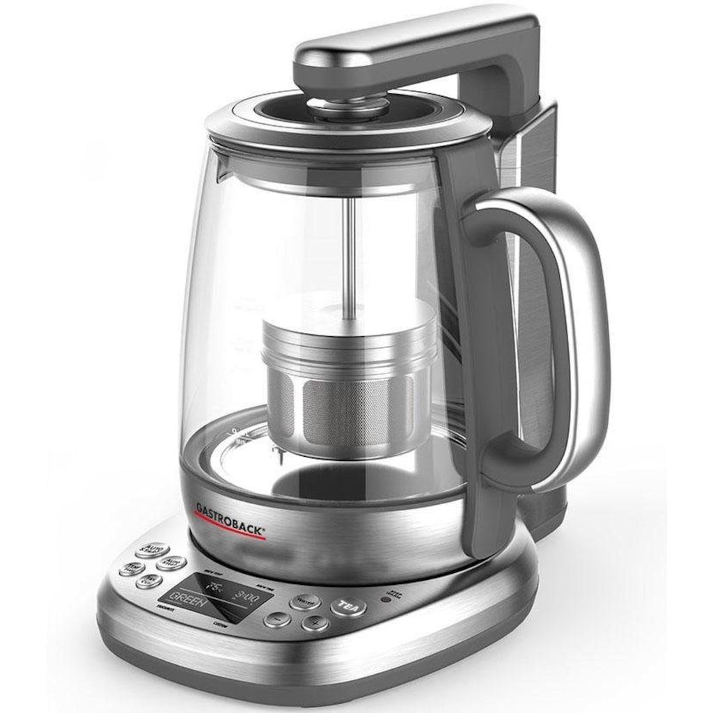 Gastroback Teeautomat »42440 Design Tee Automat Advanced Plus«, 2000 W
