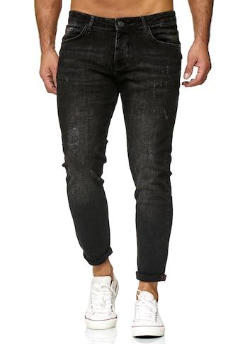 RedBridge Slim-fit-Jeans »TRBC Titan«, in Destroyed-Optik kaufen
