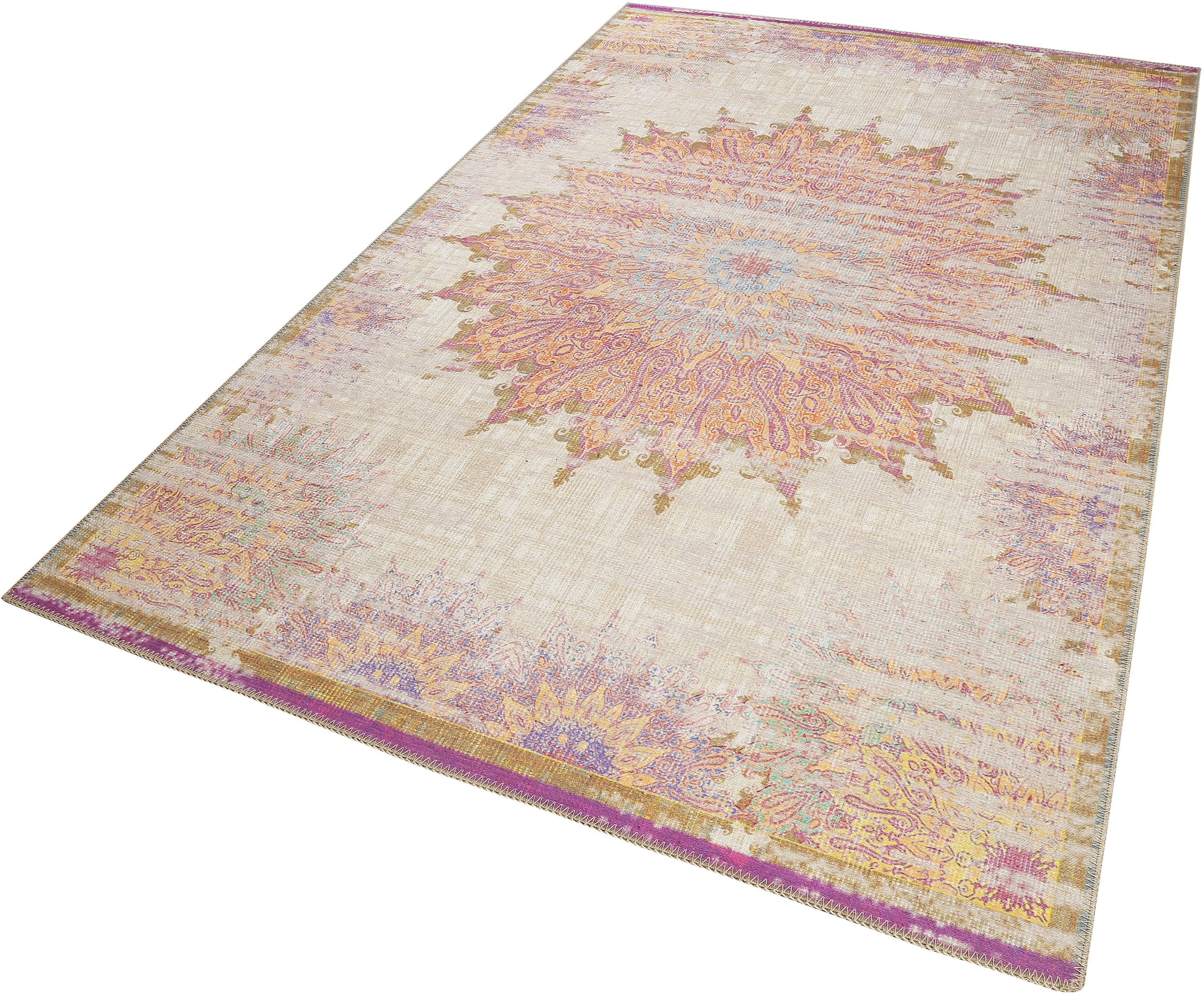 Teppich Sunkissed Wecon Home rechteckig Höhe 6 mm maschinell gewebt