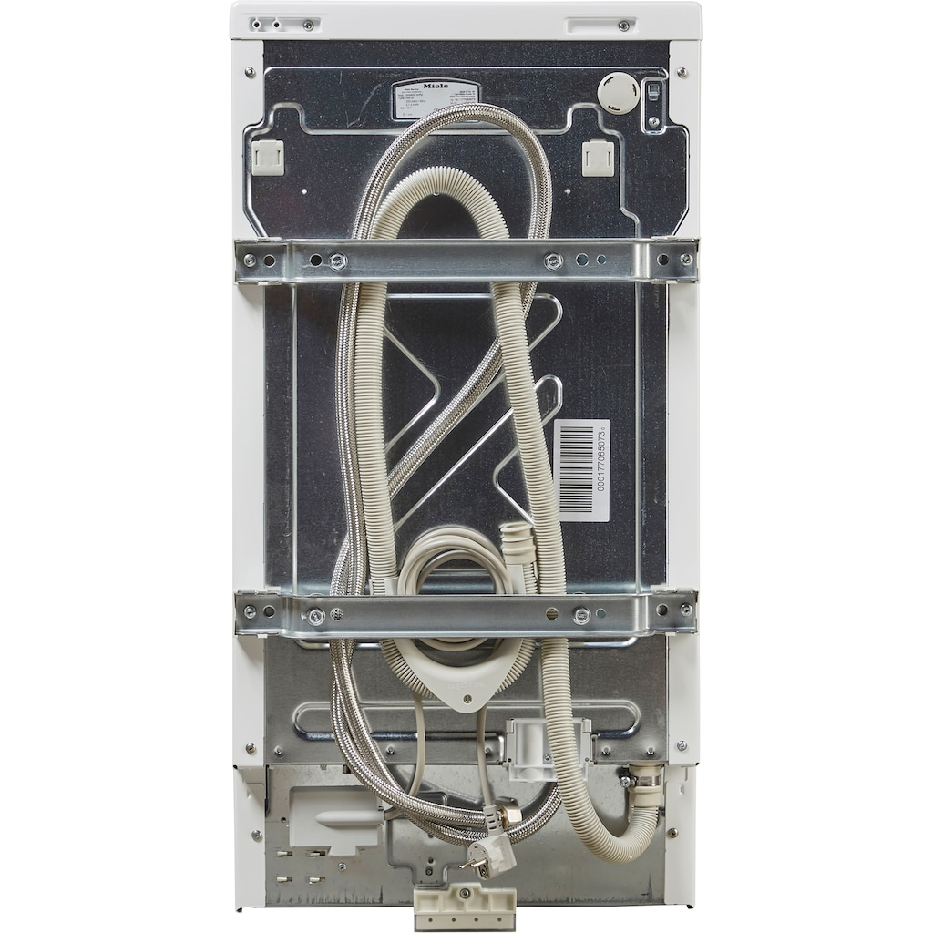 Miele Waschmaschine Toplader »WW630 WPM«, WW630 WPM, 6 kg, 1200 U/min