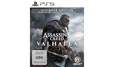 Assassin's Creed Valhalla  -  Ultimate Edition PlayStation 5 kaufen