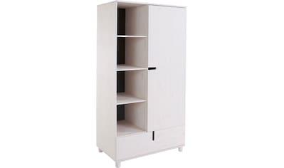 OTTO products Kleiderschrank »Aileen«, aus Kiefer massiv, Breite 101 cm, vegan,... kaufen