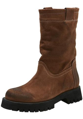 INUOVO Stiefel »Veloursleder« kaufen
