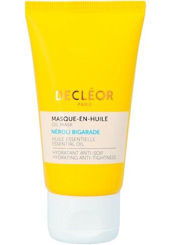 Decléor Gesichtsmaske »Oil Mask Neroli Bigarade«, (Packung, 1 tlg.) kaufen