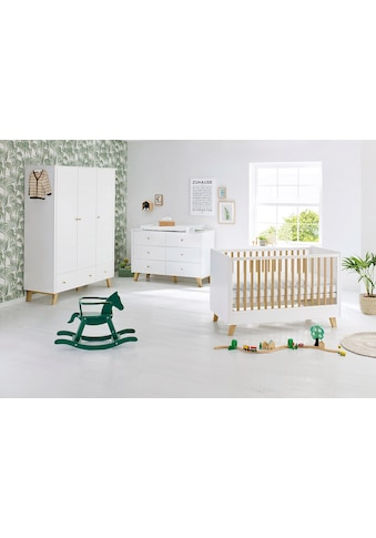 Pinolino® Babyzimmer - Komplettset »Pan« (Set, 3 - tlg) kaufen