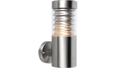 Brilliant Leuchten Außen-Wandleuchte »Elwin«, E27, 1 St., Außenwandleuchte, stehend,... kaufen