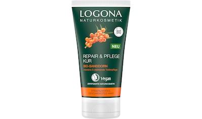 LOGONA Haarkur »Logona Repair&Pflege Haarkur Bio-Sanddorn« kaufen