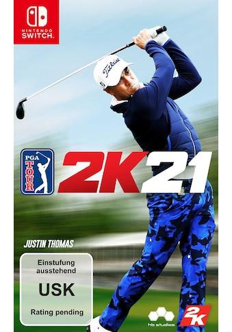 2K Spiel »PGA TOUR 2K21«, Nintendo Switch kaufen