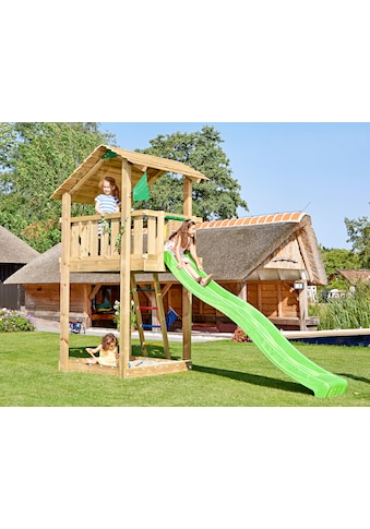 JUNGLE GYM Spielturm »Jungle Shelter«, BxTxH: 180x400x290 cm kaufen