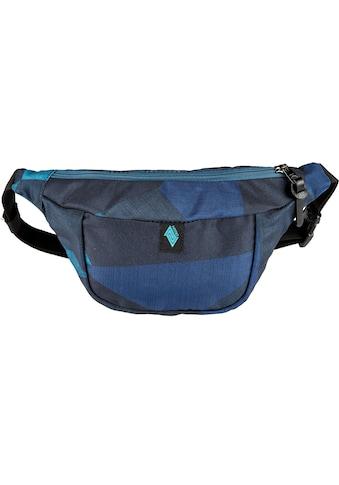 NITRO Gürteltasche »Hip Bag Fragments Blue« kaufen