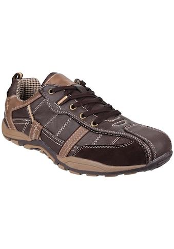 Fleet & Foster Schnürschuh »Herren Portsmouth Klassik Freizeit Schuhe« kaufen