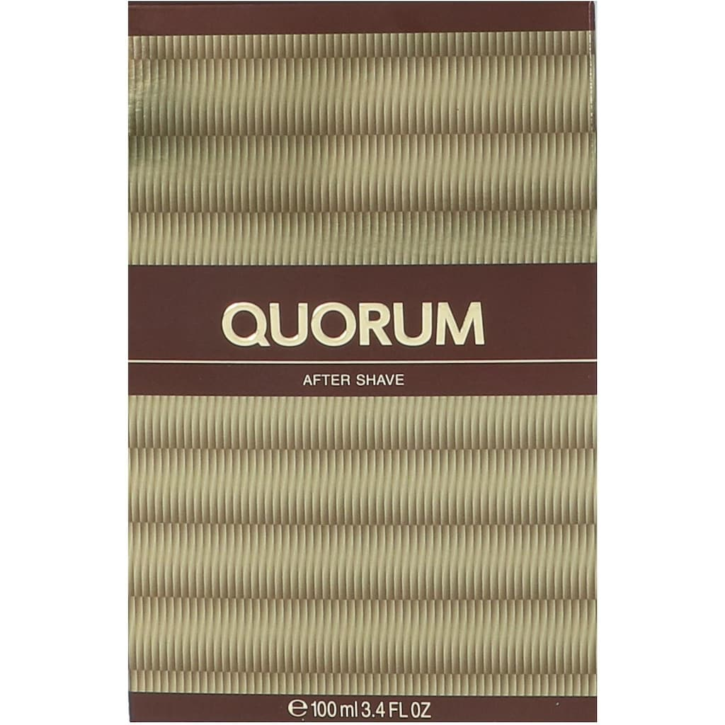 After-Shave »Quorum Aftershave«