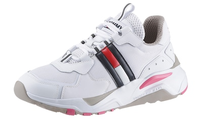 TOMMY JEANS Keilsneaker »WMN TOMMY JEANS COOL RUNNER« kaufen