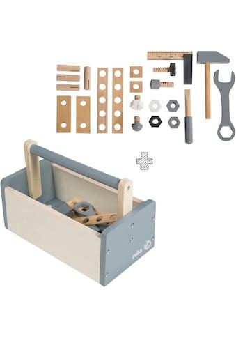 """roba® Spielwerkzeug """"Werkzeugkiste"""", (Set, 22 - tlg.) kaufen"""