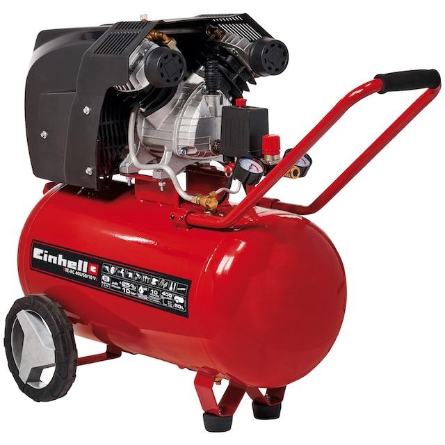 Kompressor »TE-AC 400/50/10 V«, 2.200 W, 10 bar