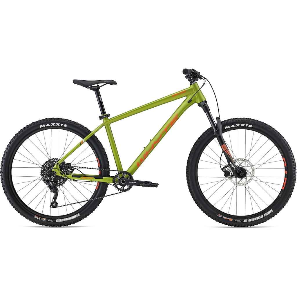Whyte Bikes Mountainbike »805«, 10 Gang, Shimano, Deore Schaltwerk, Kettenschaltung
