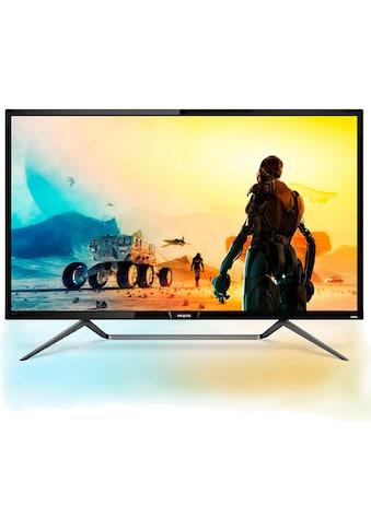 "Philips LED-Monitor »436M6VBPAB«, 108 cm/43 "", 3840 x 2160 px, 4K Ultra HD, 4 ms... kaufen"
