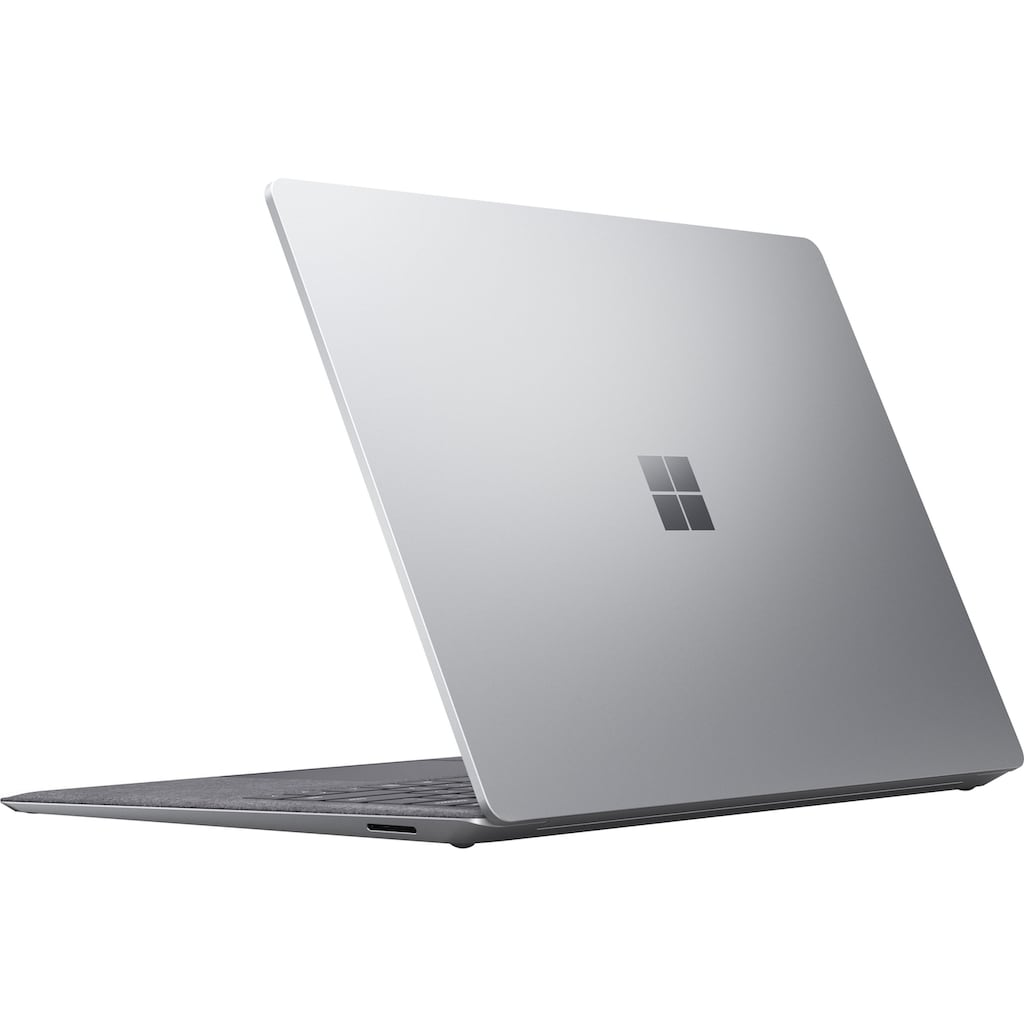 "Microsoft Notebook »Surface Laptop 4«, (34,29 cm/13,5 "" Intel Core i5 Iris Plus Graphics\r\n 512 GB SSD)"